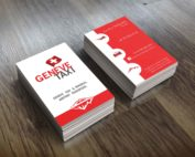 Business Card geneve taxi