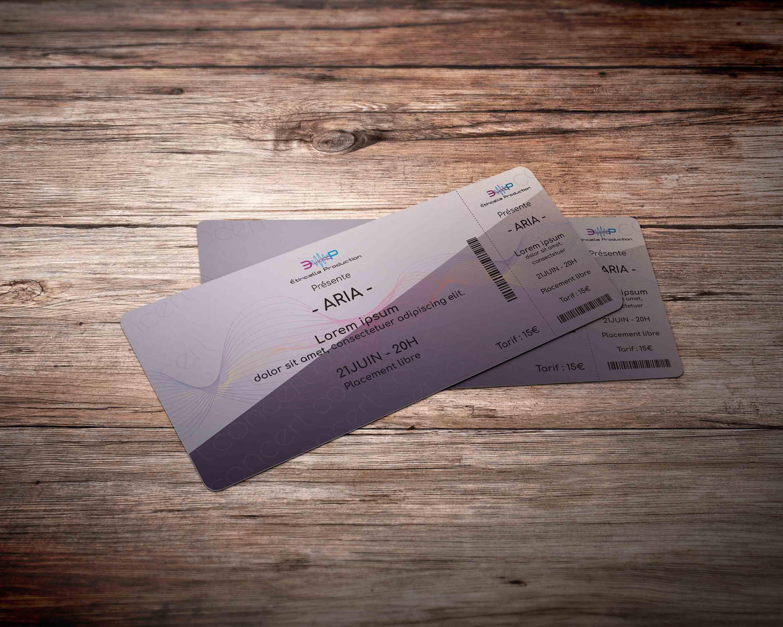 Etincelle Production billet-concert